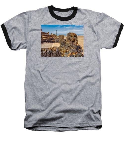 Seaweed Covered Baseball T-Shirt