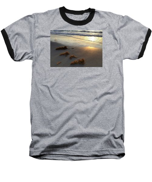 Seaweed Glow Baseball T-Shirt