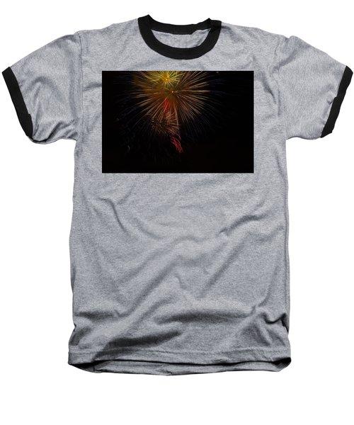 Seaworld Fireworks 3 Baseball T-Shirt