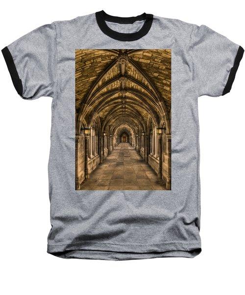 Seclusion Baseball T-Shirt