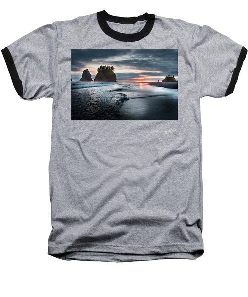 Second Beach #1 Baseball T-Shirt