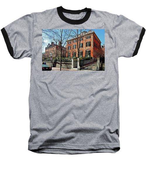 Second Harrison Gray Otis House  Baseball T-Shirt