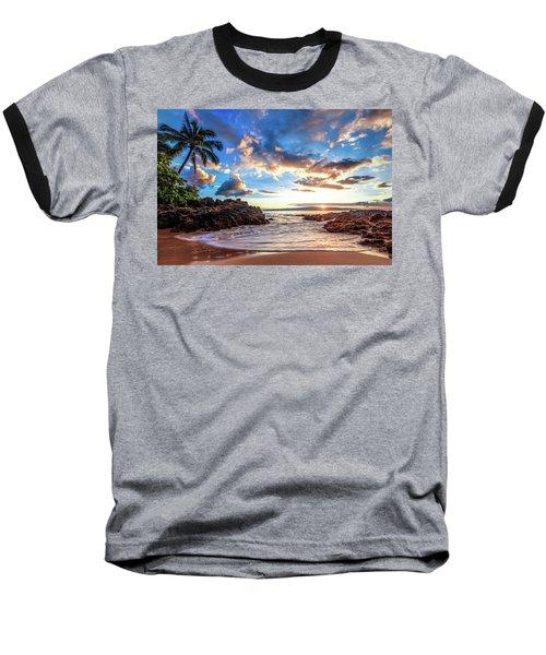 Secret Beach Baseball T-Shirt