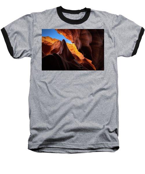 Secret Canyon Baseball T-Shirt