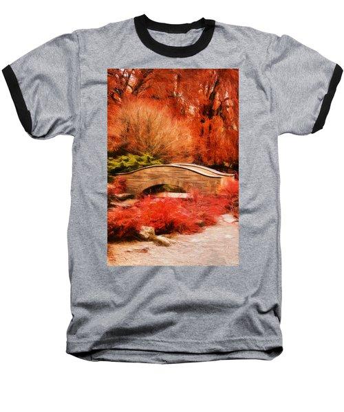 Secret Footbridge Baseball T-Shirt