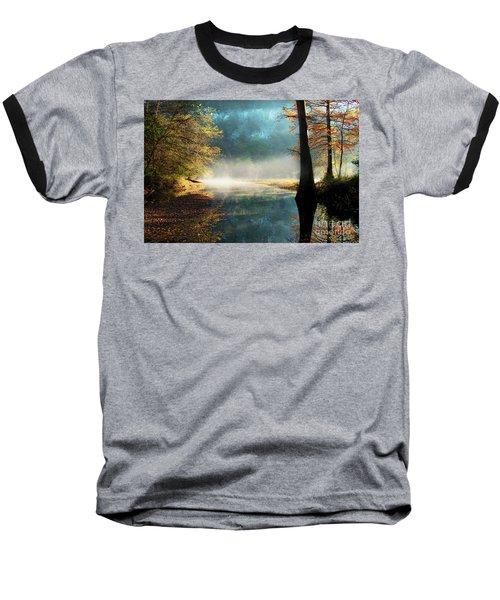 Secret Hideaway At Beavers Bend Baseball T-Shirt