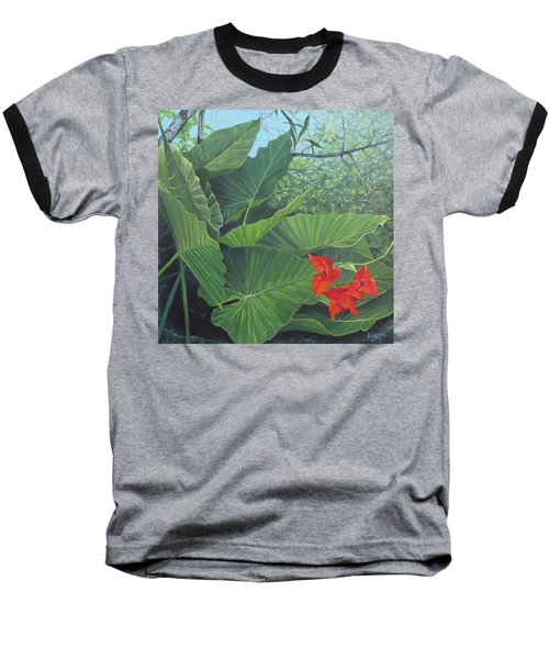 Secret Of San Sebastian Baseball T-Shirt