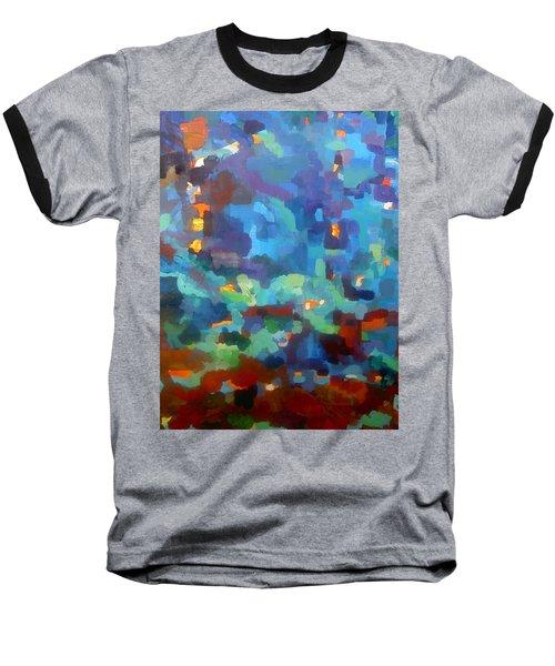 Secret Places Baseball T-Shirt