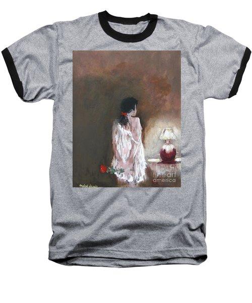 Secret Rose Baseball T-Shirt
