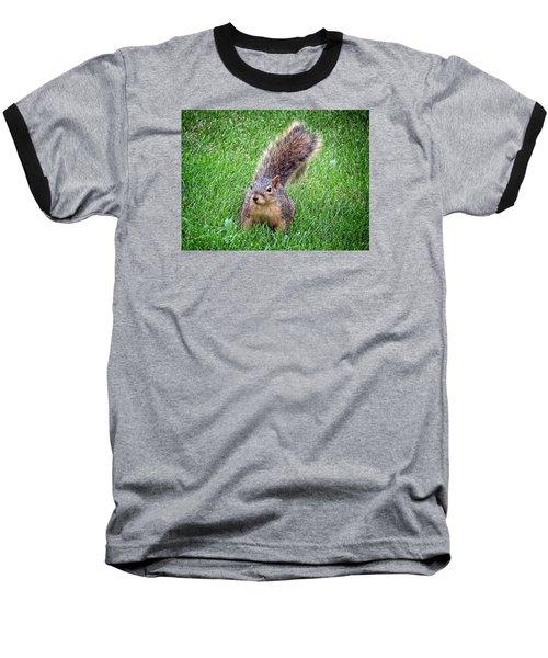 Secret Squirrel Baseball T-Shirt