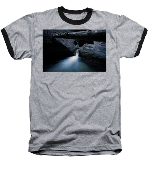 Secret Stream Baseball T-Shirt