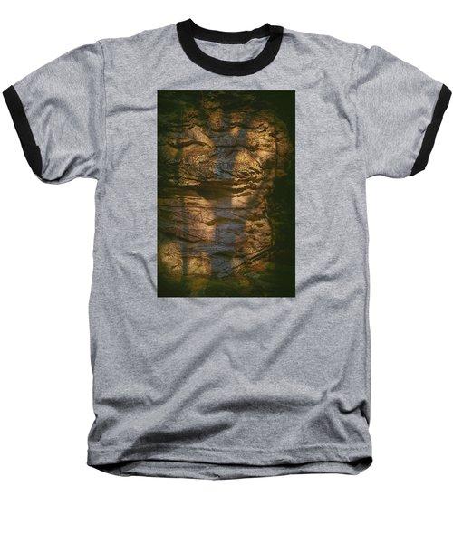 Secret Symbols Baseball T-Shirt