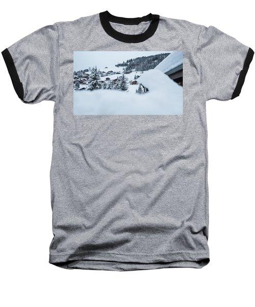 Secret View- Baseball T-Shirt