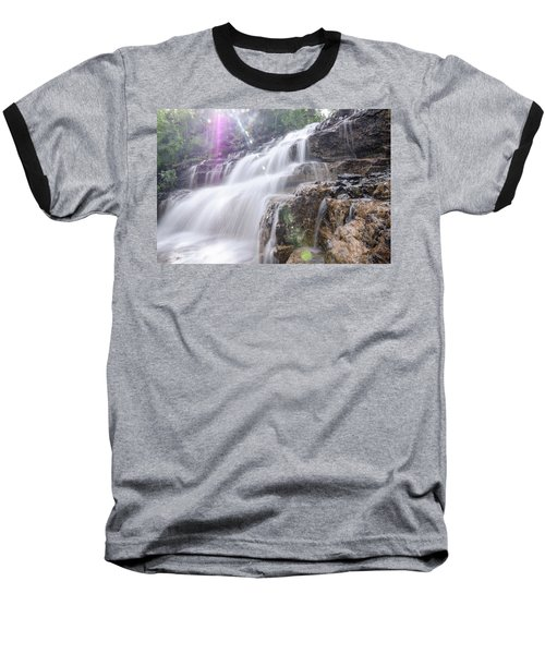 Secret Waters Flow Baseball T-Shirt