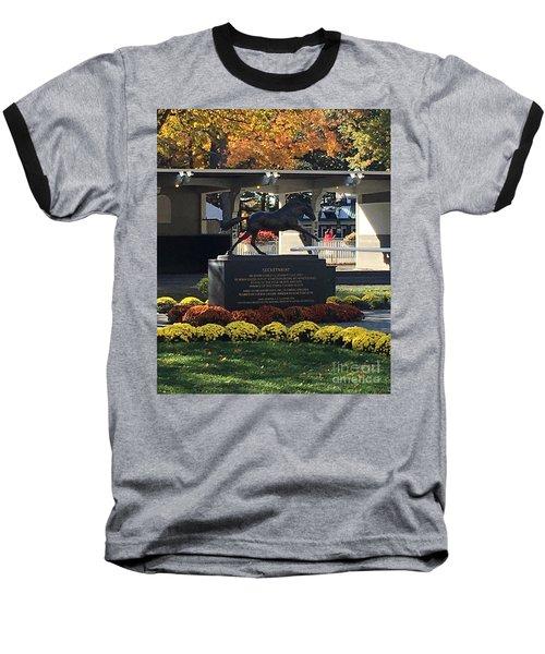 Secretariat 1 Baseball T-Shirt