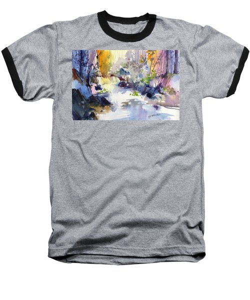 Secret Falls Baseball T-Shirt
