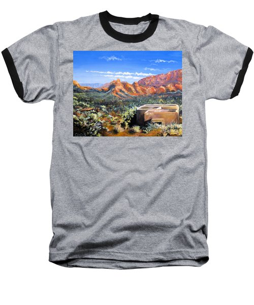 Sedona Baseball T-Shirt