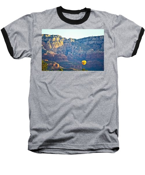 Sedona Morning  Baseball T-Shirt