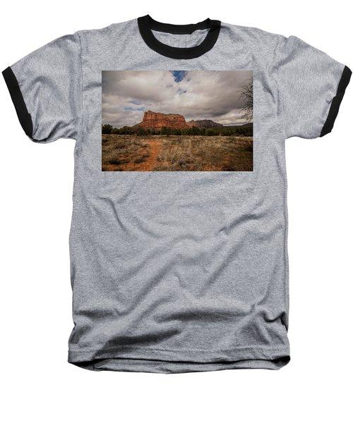 Sedona National Park Arizona Red Rock 2 Baseball T-Shirt