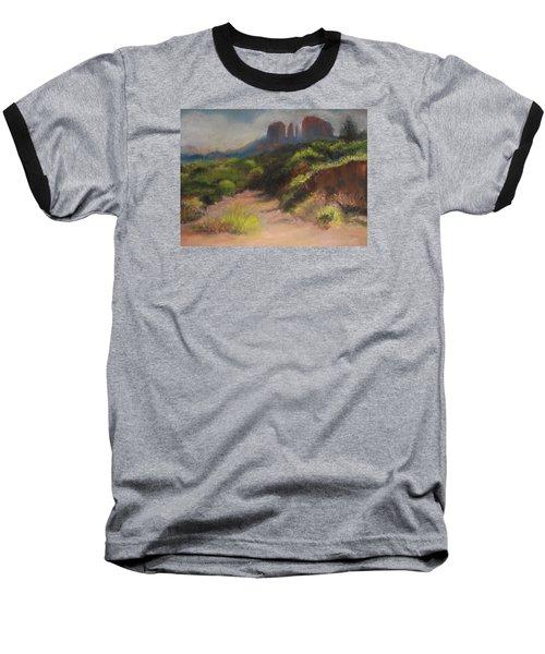 Sedona Pathway Baseball T-Shirt