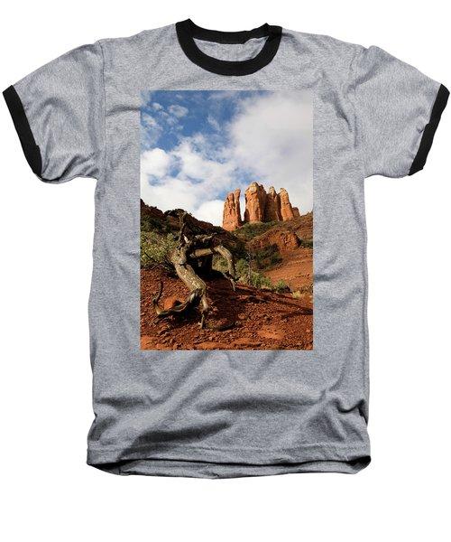 Sedona Red Rocks No. 01 Baseball T-Shirt