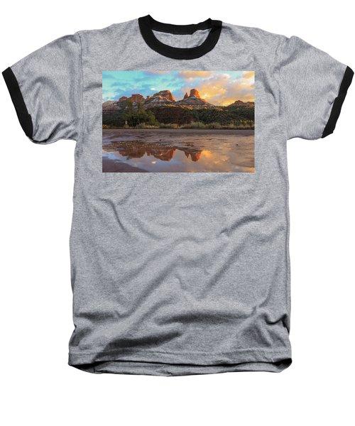 Sedona Reflections Baseball T-Shirt