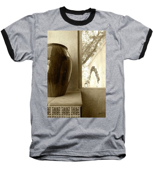 Baseball T-Shirt featuring the photograph Sedona Series - Jug And Window by Ben and Raisa Gertsberg
