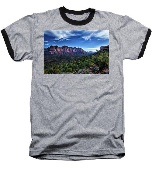 Sedona Skyline Baseball T-Shirt