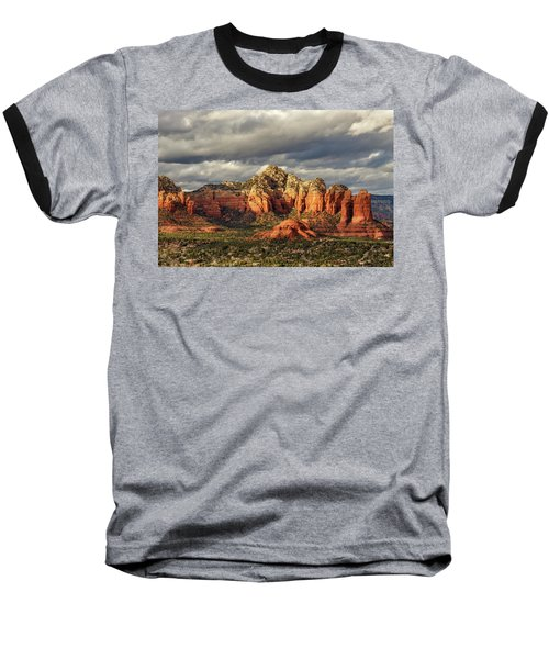 Sedona Skyline Baseball T-Shirt