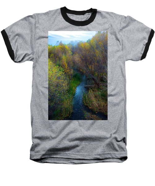 Sedona Stream Baseball T-Shirt