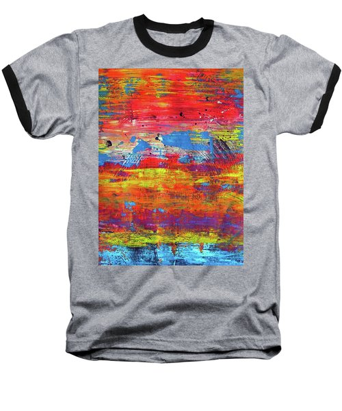 Sedona Trip Baseball T-Shirt by Everette McMahan jr
