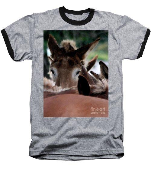 See No Evil Baseball T-Shirt
