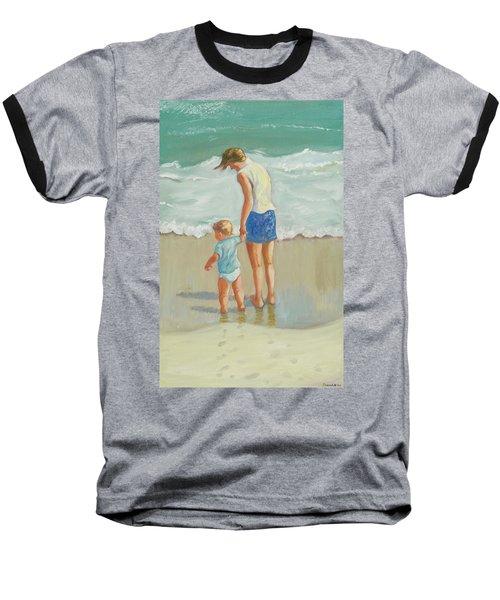 See The Sea Baseball T-Shirt