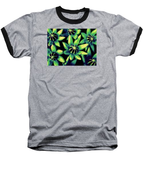 Seed Pods Baseball T-Shirt