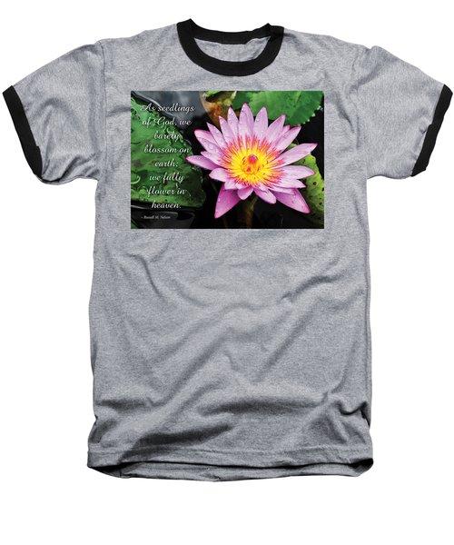 Seedlings Of God Baseball T-Shirt