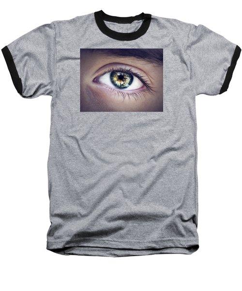 Seeing Baseball T-Shirt