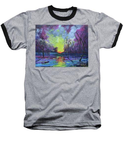 Seeing Through The Truth Baseball T-Shirt