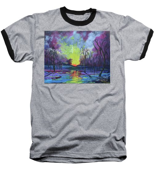 Seeing Through The Truth Baseball T-Shirt