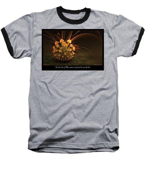 Seek And Save Baseball T-Shirt