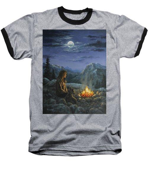 Seeking Solace Baseball T-Shirt