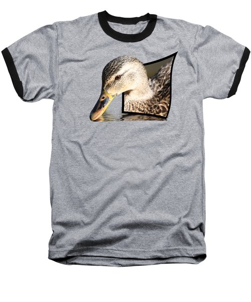 Seeking Water Baseball T-Shirt