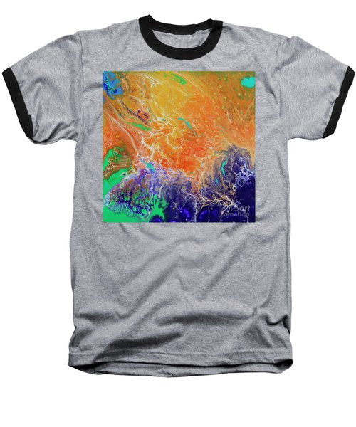Deep Space Impressions 1 Baseball T-Shirt