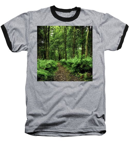 Seeswood, Nuneaton Baseball T-Shirt