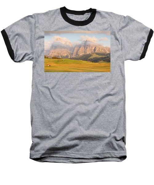 Seiser Alm Baseball T-Shirt