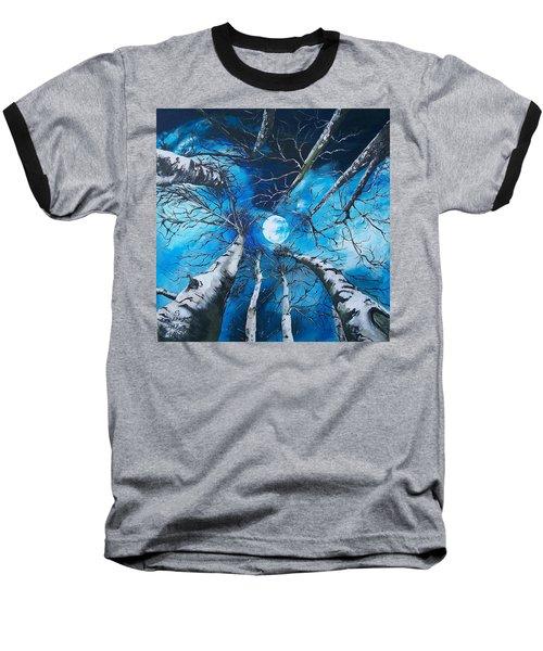 Selenophilia Baseball T-Shirt