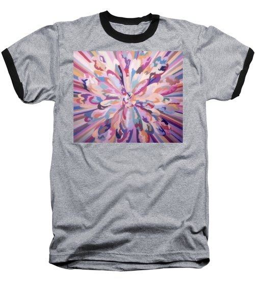 Self Portrait A Joyful Noise Baseball T-Shirt