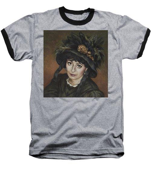 Self-portrait A La Camille Claudel Baseball T-Shirt