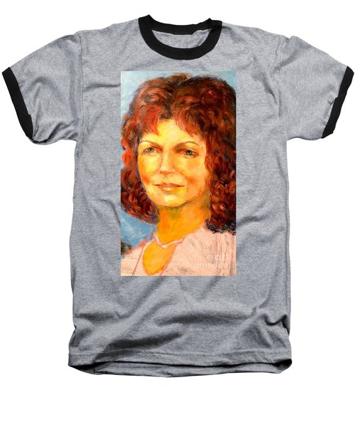 Selfportrait 2018 Baseball T-Shirt
