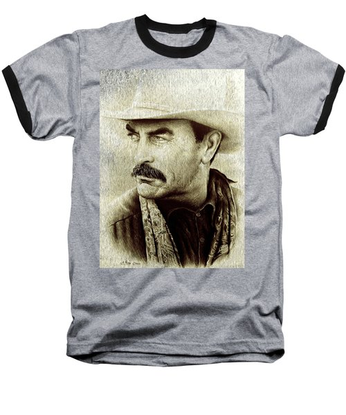 Selleck  Baseball T-Shirt