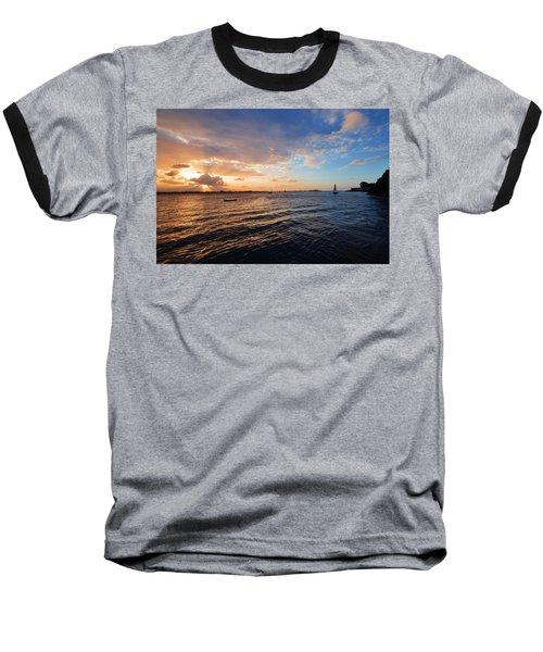 Semblance 3769 Baseball T-Shirt